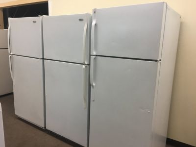 Top and Bottom Refrigerators