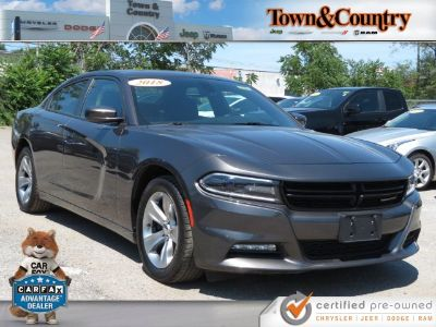2018 Dodge Charger SXT (Destroyer Gray Clearcoat)