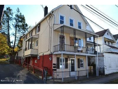 3 Bed 3 Bath Foreclosure Property in Wilkes Barre, PA 18702 - N Meade St