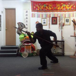 Jing Wu Shaolin Martial Arts