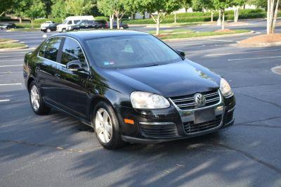 2008 Volkswagen Jetta SE (Black)