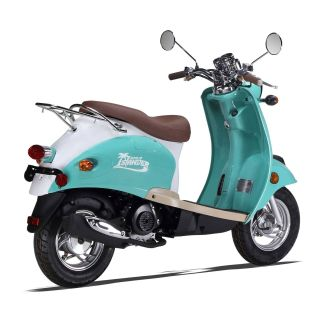 2016 Wolf Brand Scooters Islander Scooter Virginia Beach, VA
