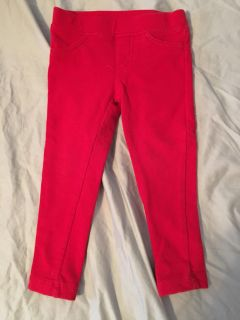 Epic Threads red pants 2T
