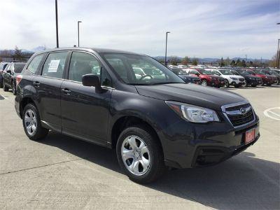 2018 Subaru Forester 2.5i (Dark Gray Metallic)