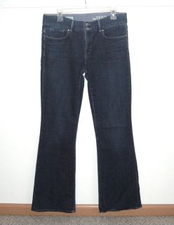 Gap 1969 Perfect Boot Cut Denim Jeans Womens Tag 30/10r Measures 33 x 32 Long