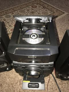 Super cool stereo