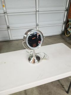 Makeup mirror double sided