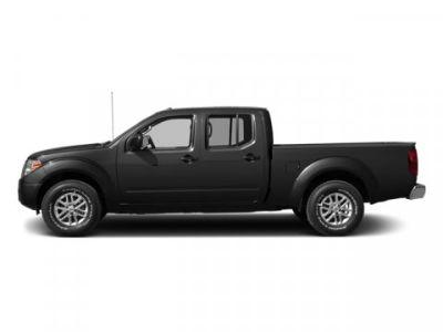 2014 Nissan Frontier SE V6 (Super Black)