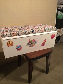 Shopkins themed box