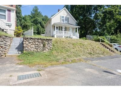 3 Bed 1.5 Bath Foreclosure Property in Seymour, CT 06483 - George St