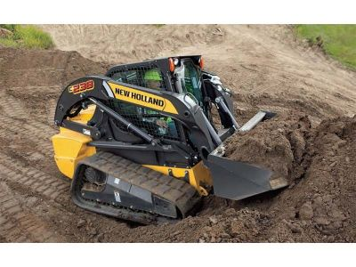 2014 New Holland Construction C238