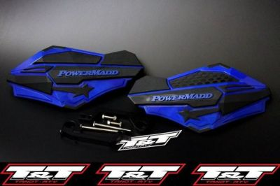 Buy kawasaki kfx 450 handguard powermadd sentinel hand guards N-STOCK power madd motorcycle in Bardstown, Kentucky, United States, for US $59.95