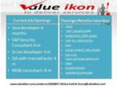 Resume Marketing in top companies by Value Ikon