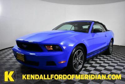2010 Ford Mustang V6 (Black)
