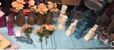 Candle holders & More