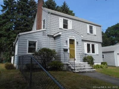 2 Bed 1 Bath Foreclosure Property in Stratford, CT 06614 - Clarendon St