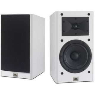 "Brand New JBL Arena 130 7"" Bookshelf Loudspeakers - White"