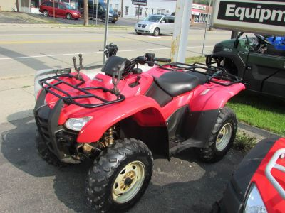 2013 Honda FourTrax Rancher AT with EPS Utility ATVs Jamestown, NY