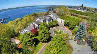 3220 Loma Ct NE Tacoma Three BR, Extraordinary estate with views