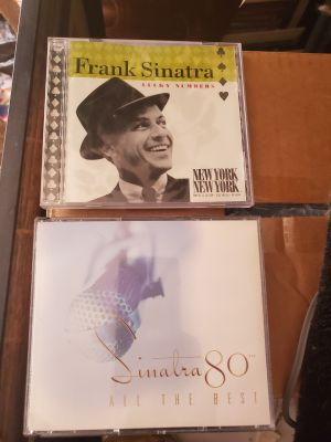 Frank Sinatra - Lucky Numbers & 80th - All the Best