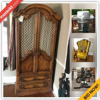 Easton Moving Online Auction - Parker..