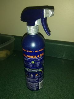 Eagle One Wheel & Tire Cleaning Foam