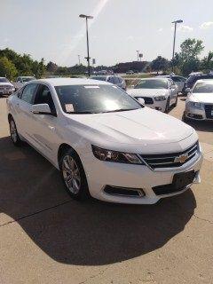 2017 Chevrolet Impala LT (Summit White)