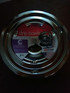drip bowls for electric stove