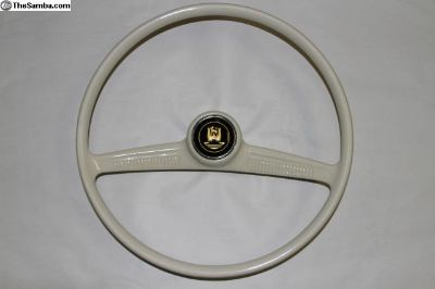1956-1959 Beetle Steering Wheel Recast