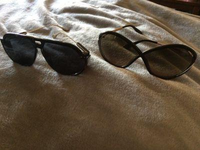 Tom Ford & Dior Designer Sunglasses