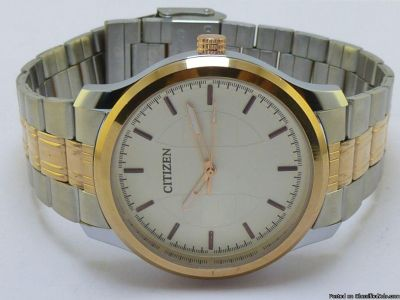 FACTORY FRESH BEAUTIFUL MENS SEIKO AND CITIZEN WATCHES