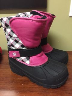 Athletech ~ size 12 girl boots