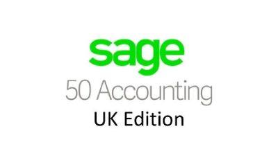 SAGE 5O ACCOUNTING (UK) EDITION