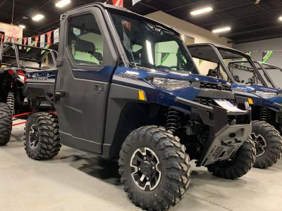 2019 Polaris Ranger XP 1000 EPS Northstar Edition Ride Command Utility SxS Brilliant, OH
