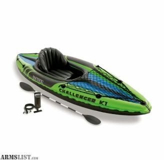 For Sale/Trade: Inflatable kayak