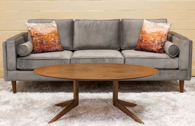 Mid Century Contemporary Kettie Coffee Table