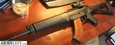 For Sale/Trade: Sig 556R for AK-74 or AKM.