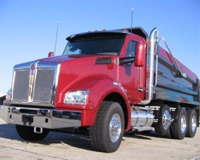 Pittsburgh dump truck financing - All credit types are welcome