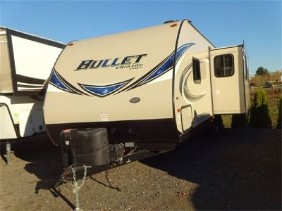2017 Bullet 269RL Rear Lounge Travel Trailer