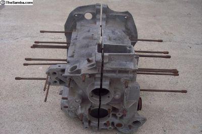 Engine case 914/4