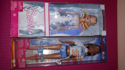 Mattel Barbie Dolls Mint Condition In Box