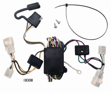 Sell Tow Ready 118308 Wiring T-One Connector 02-06 CAMRY Converter Amp Rating 2.1 motorcycle in Naples, Florida, US, for US $30.98
