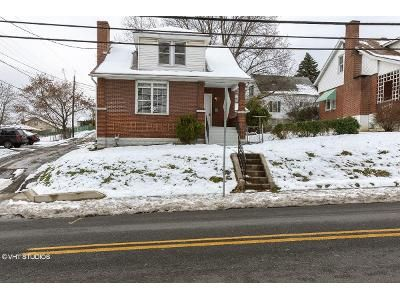 3 Bed 1.5 Bath Foreclosure Property in Cumberland, MD 21502 - E Oldtown Rd