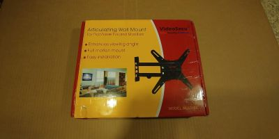 New in box articulating wall mount