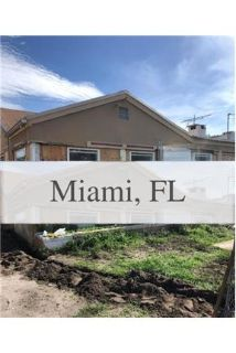 Miami - 3 bedroom 2 bathroom home is being completely remodeled. Parking Available!