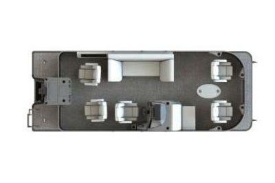 2019 Starcraft CX 23 FD4 Pontoon Boats Holiday, FL