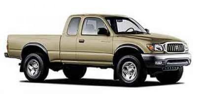2001 Toyota Tacoma SR5 (Red)