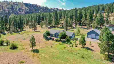 2422 Hidden Valley Rd Cle Elum Three BR, Spotless one story Mt