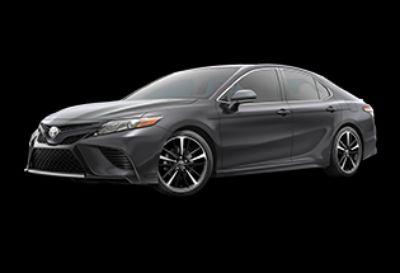 2019 Toyota Camry XSE (Predawn Gray Mica)