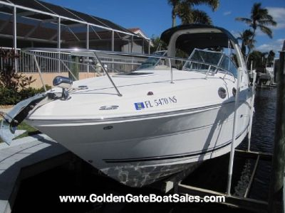 2008, 26' SEA RAY 260 SUNDANCER For Sale